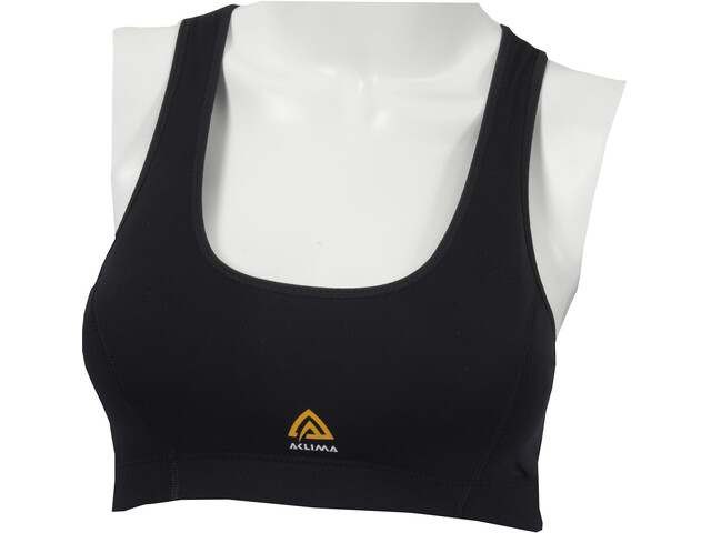 Aclima HotWool 230G/M2 Sport Top Dames, zwart